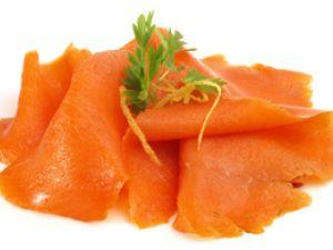 Fetter Fisch aus kalten Meeren und Flüssen: Wildlachs