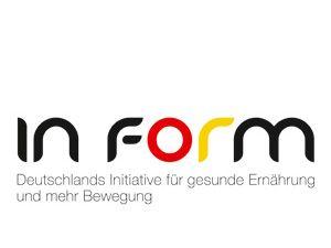 IN FORM – Deutschlands Initiative für gesunde Ernährung und mehr Bewegung