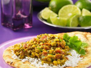 Indisches Gemüsecurry Rezept