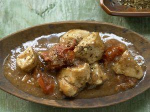 Indisches Hähnchen-Curry Rezept