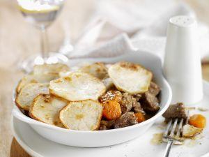 Irischer Fleischeintopf (Irish Stew) Rezept