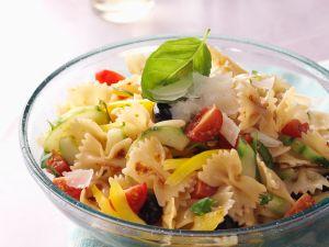 Italienischer Nudelsalat Rezept