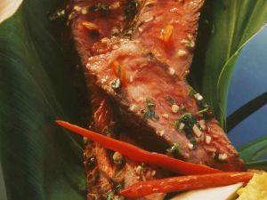 Jamaika-Steaks Rezept