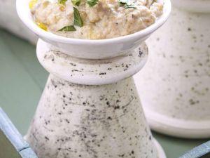 Joghurt-Auberginendip Rezept