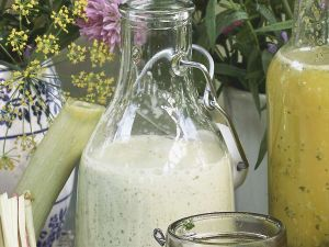 Joghurt-Dill-Dressing Rezept