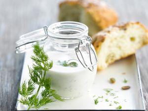 Joghurt-Dill-Sauce Rezept
