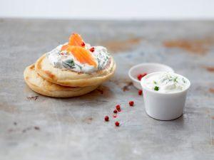 Joghurt-Dillsauce Rezept
