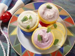 Joghurt-Fruchteis Rezept