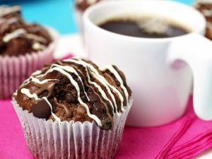 Joghurt-Schokoladen-Muffins Rezept