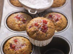 Johannisbeer-Vanille-Muffins Rezept