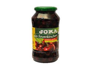 Die Joka Bio-Sauerkirschen sind wunderbar aromatisch