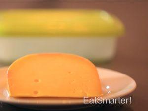Käse richtig lagern