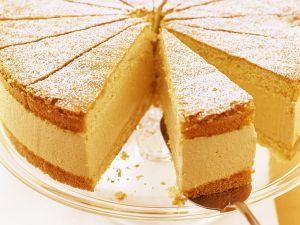 Käse-Sahne-Torte Rezept
