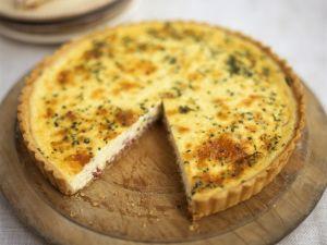 Käse-Speck-Quiche Rezept