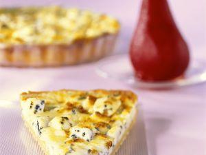 Käse-Tarte Rezept
