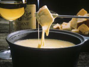 Käsefondue Rezept