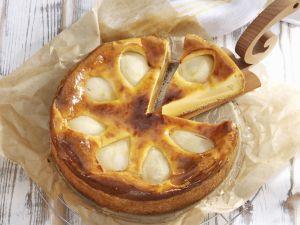 Käsekuchen nach Harzer-Art Rezept