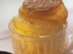 Käsesouffle Rezept