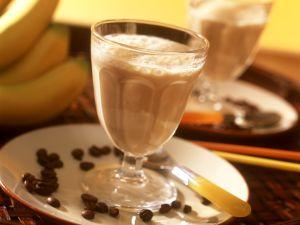 Kaffee-Bananenshake Rezept