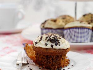 Kaffee-Cupcakes Rezept