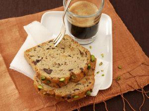 Kaffeekuchen mit Pistazien Rezept