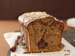 Kaffekuchen mit Nougat und Amarenakirschen Rezept