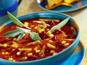 Kalbfleisch mit Gemüse in Tomatensauce Rezept