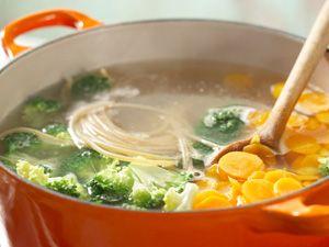 Ändert Kochen den Kaloriengehalt von Gemüse?