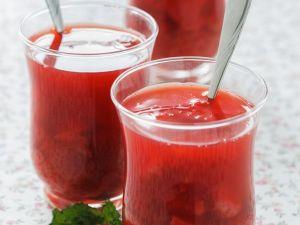 Kalte Erdbeersuppe Rezept