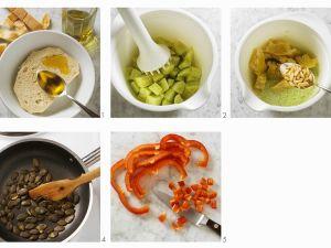 Kalte Gurkensuppe Rezept