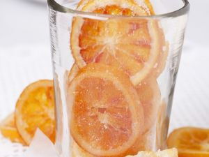 Kandierte Orangen Rezept