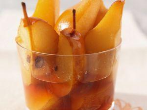 Karamell-Birnen Rezept