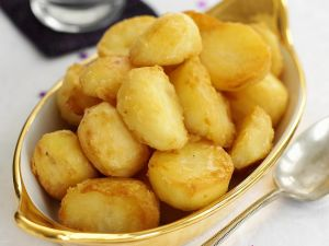 Karamellisierte Kartoffeln Rezept