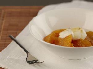 Karamellisierte Orangen Rezept