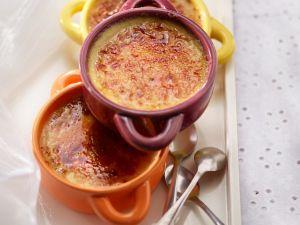 Karamellisierte Sahne-Eier-Creme Rezept