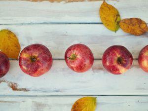 Karotten-Apfel-Rohkost Rezept