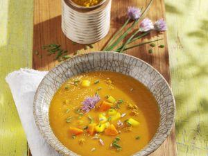 Karotten-Apfel-Suppe Rezept