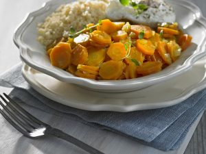Karotten-Curry Rezept