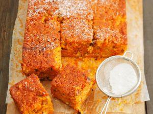 Karottenkuchen Rezept