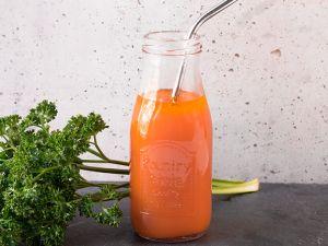 Karottensaft Rezept