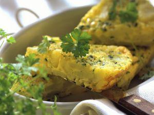 Kartoffel-Eier-Kuchen Rezept