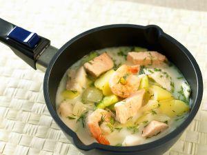 Kartoffel-Fischtopf Rezept