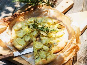 Kartoffel-Focaccia Rezept