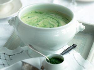 Kartoffel-Kräuter-Suppe Rezept