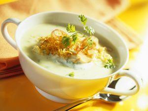 Kartoffel-Kraut-Suppe Rezept