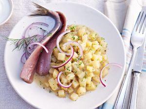 Kartoffel-Matjes-Ragout Rezept