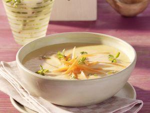 Kartoffel-Möhren-Suppe Rezept