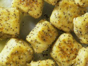 Kartoffel-Mohnklößchen Rezept