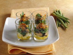 Kartoffel-Muschelsalat Rezept