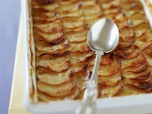 Kartoffel-Pastinaken-Auflauf Rezept